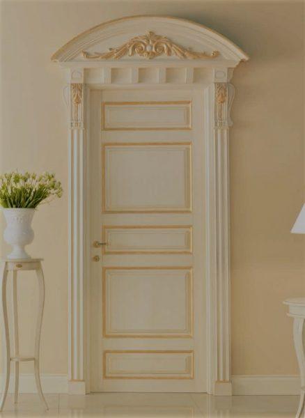 درب کلاسیک چوبی درهای داخلی , درب داخلی ایتالیایی لوکس و جدید