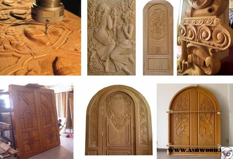 ساخت دکوراسیون داخلی چوبی