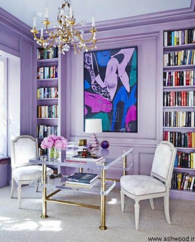 ایده هایی برای انتخاب رنگ , ست کردن رنگ اتاق نشیمن