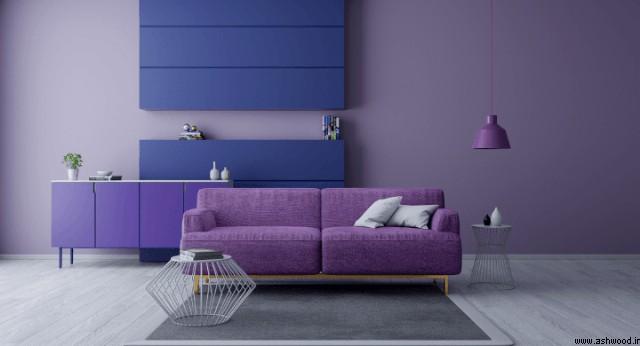بهترین ترکیب رنگ برای اتاق