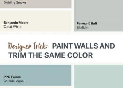 دکوراسیون رنگی ، رنگ ها شخصیت دارند