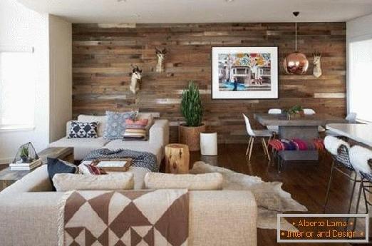دکوراسیون چوبی , دیوارکوب چوبی تزیینی