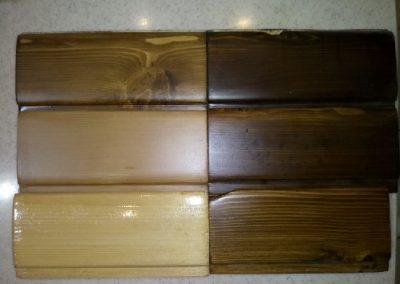 رنگ لمبه چوبی، لمبه چوبی،