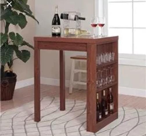 میز بار چوب توسکا