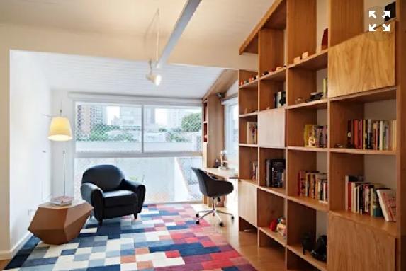 دکوراسیون چوبی، خانه چوبی