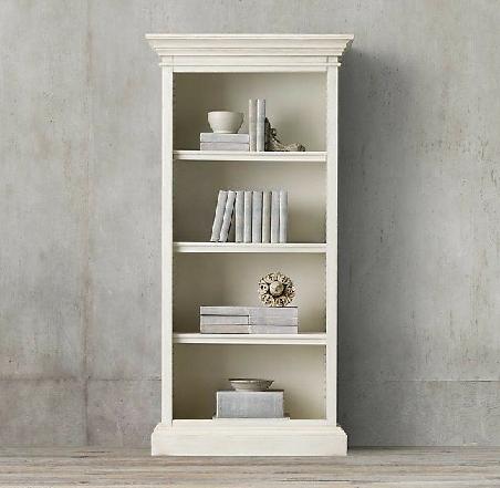 کتابخانه و قفسه سبک کلاسیک
