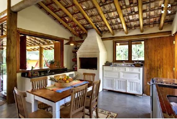 دکوراسیون چوبی خانه های چوبی