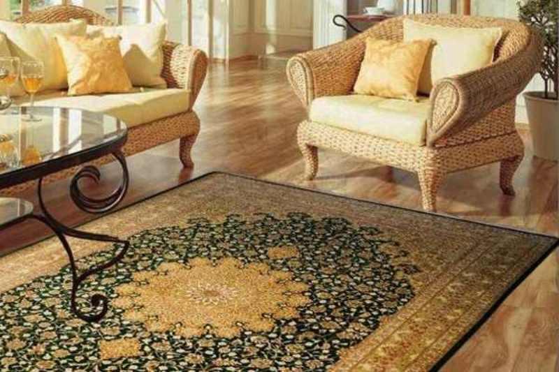 فرش پهن کردن هم قوانینی دارد