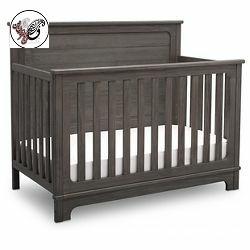 ابعاد و استاندارد تخت خواب کودک
