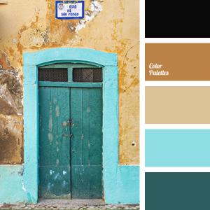 انتخاب رنگ خانه روستایی