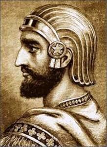 ادروز داراب (کوروش کبیر) 4 شهریور مصادف با زادروز داراب (کوروش کبیر)