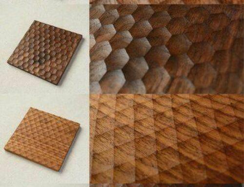 تصاویری از هنر منبت کاری روی چوب
