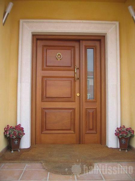 همه چیز درباره ی درب ورودی