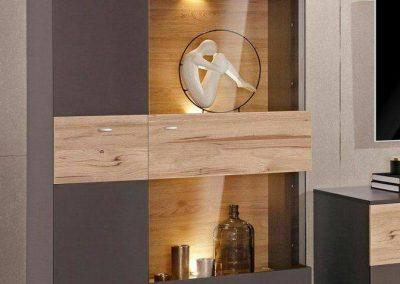 میز کنسول معاصر، ایده های الهامبخش دکوراسیون چوبی