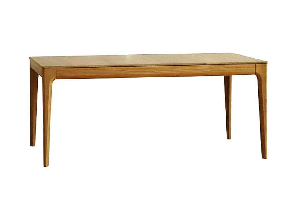 میز نهار خوری و کنسول چوب بلوط