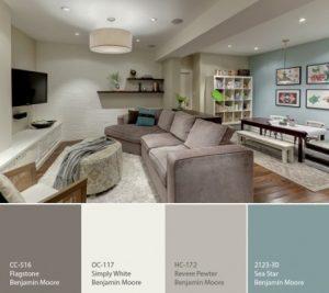 رنگ صوسی در دکوراسیون داخلی