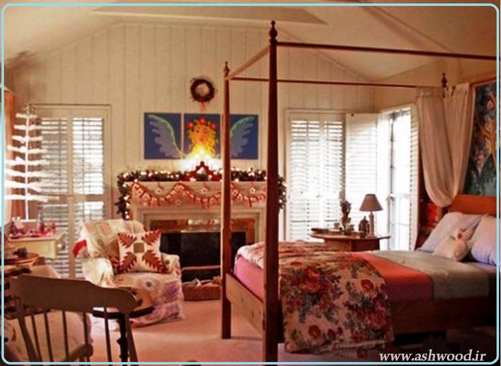 اتاق خواب و دکوراسیون داخلی