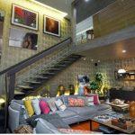 تزئین فضای زیر پله , مدل پله زیبا و کاربردی ٬ ایده پله٬ الهام و ایده در دکوراسیون راه پله چوبی