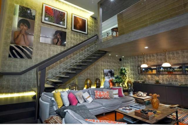 100 الهام برای شما برای تزئین فضای زیر پله ها