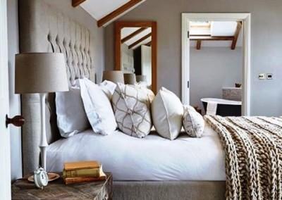 سرویس خواب ، سقف چوبی
