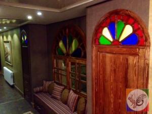 دکوراسیون سنتی و گره سازی منزل