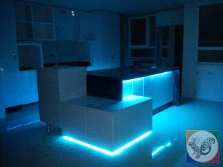 دکوراسیون داخلی آشپزخانه مدرن عکس لمبه ، لمبه کوبی ، ایده های خلاقانه در دکوراسیون منزل