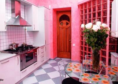 ایده های رنگی و زیبا برای آشپزخانه