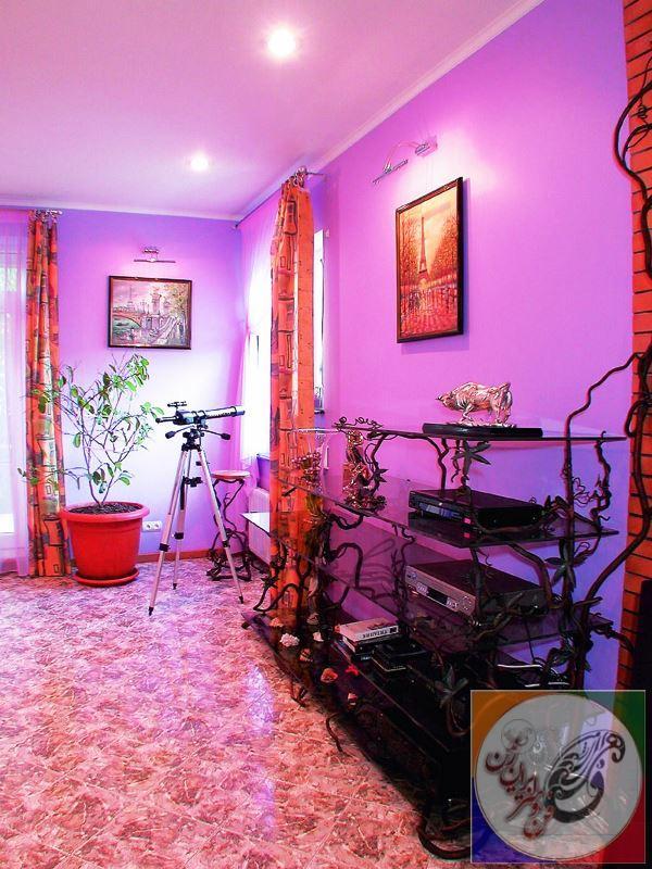 ایده های رنگی در دکوراسیون ، رنگ در دکوراسیون داخلی منزل