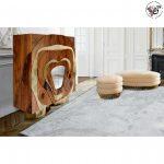 دکوراسیون چوبی و لوازم خاص و منحصر بفرد