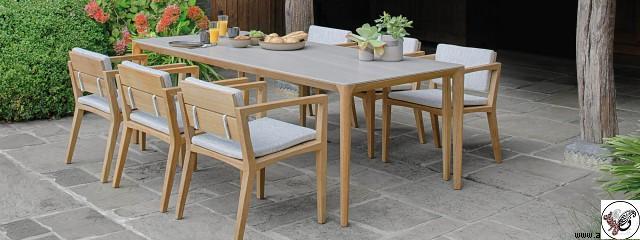 مبلمان فضای باز , میز و صندلی روف گاردن و آلاچیق
