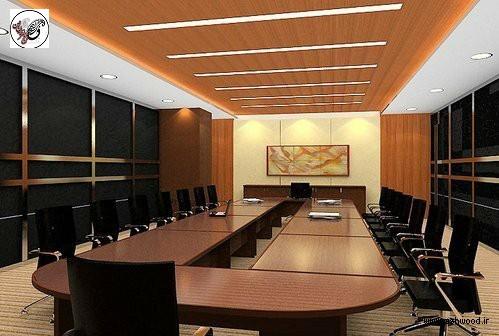 تزئینات اتاق کنفرانس , میز اتاق کنفرانس