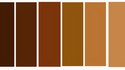 کالیته رنگ قهوه ای