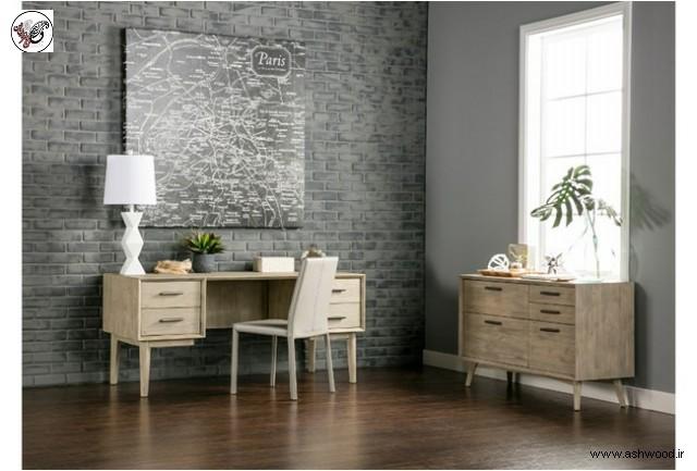 استاندارد میز تحریر٬ میز تحریر چوبی٬ میز کامپیوتر٬ ساخت انواع میز