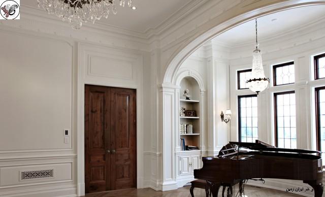 درب های چوبی کلاسیک , درب کلاسیک لاکچری , مدل و انواع درب چوبی سبک کلاسیک , قیمت و مشخصات فنی , دانلود مدل سه بعدی درب کلاسیک , مدل های درب چوبی , انواع درب چوبی