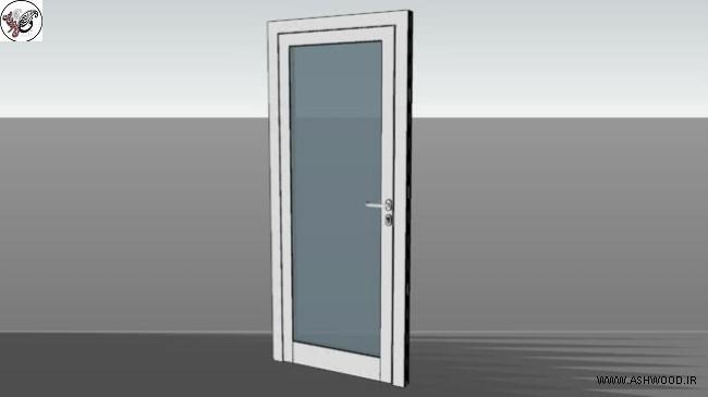 استفاده از درب های انباری در خانه