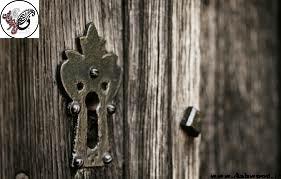 مدل درب چوبی تزیینی خانه , عکس درب چوبی , ساخت درب