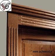 درب و چهارچوب چوبی , ساخت انواع چهارچوب , چهارچوب درب از چوب , قاب درب چوبی , چارچوب درب اتاقی