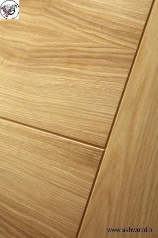 انواع درب چوبی در دکوراسیون خانه