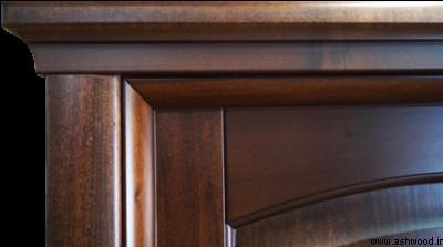 مدل درب اتاقی سبک کلاسیک + ایده درب و چهارچوب کلاسیک