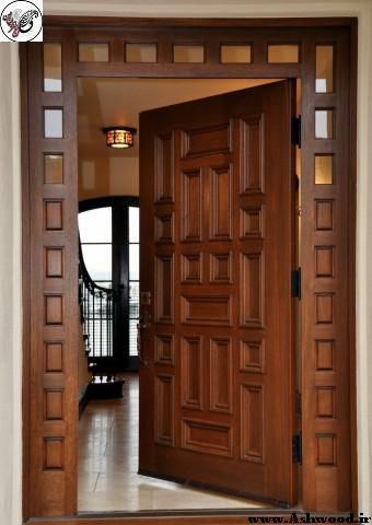 مدل درب ورودی , ساخت درب ورودی