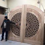 درب سنتی ایرانی
