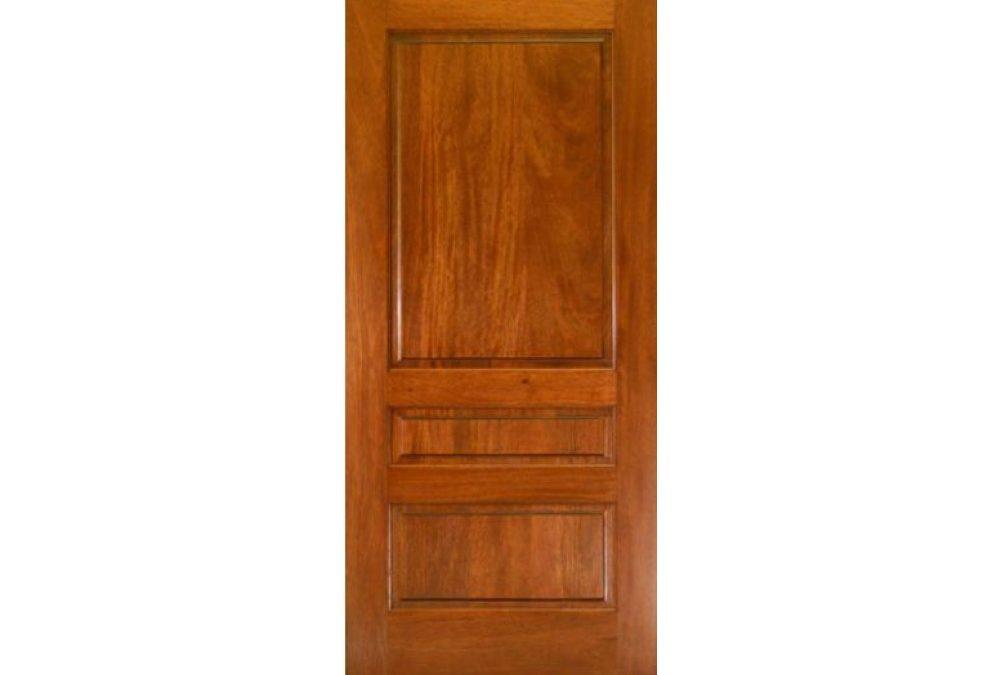 درب چوبی اتاقی ام دی اف