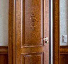 مزایای درب داخلی چوبی