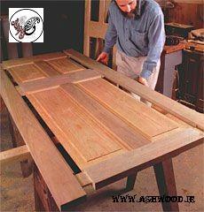 روش ساخت درب و چهارچوب تمام چوب٬ ساخت درب٬ ساخت درب اتاقی٬ ساخت درب تمام چوب٬ ساخت درب چوبی٬ ساخت درب چوبی اتاق٬ ساخت درب سفارشی٬