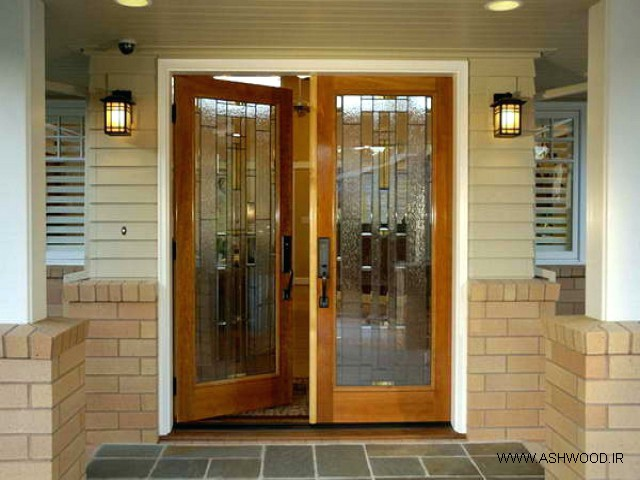 ایده درب ورودی، درب ورودی، درب ورودی ساختمان، درب ورودی منزل، ساخت درب ورودی، عکس درب ورودی، مدل درب ورودی چوبی،