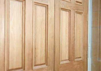 انواع درب چوبی 2019