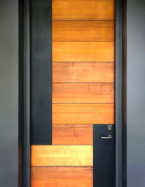 Gallery and creative ideas from a variety of wooden doors