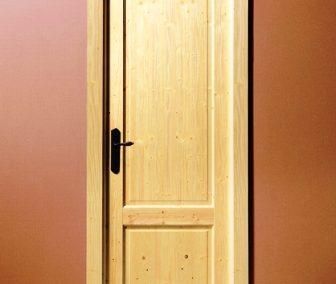 درب چوب راش