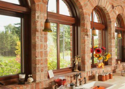 80 مدل تزئین پنجره چوبی بزرگ بسیار زیبا و شیک در سال 2019