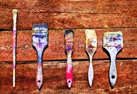 انواع رنگ و روغن برای نگهداری چوب